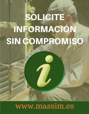 información control plagas massim