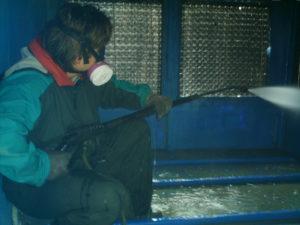tratamientos contra legionella Valladolid MASSIM