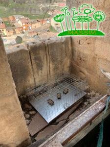 sistemas control aves jaulas captura Valladolid